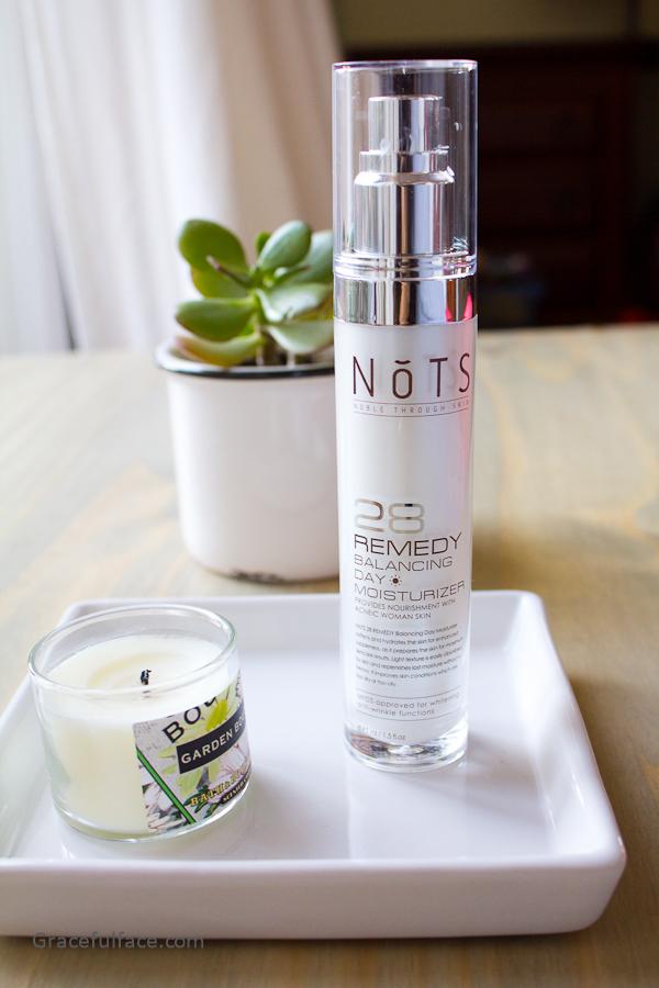 NoTS 28 Remedy Balancing Moisturizer