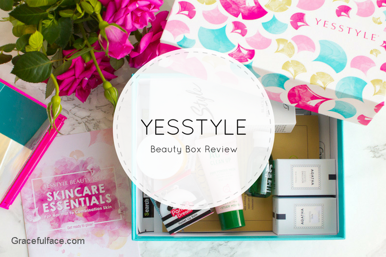 yesstyle beauty box