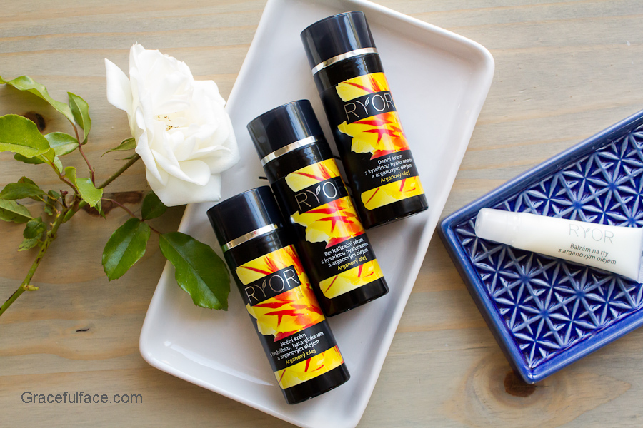RYOR Argan Oil Skin Care