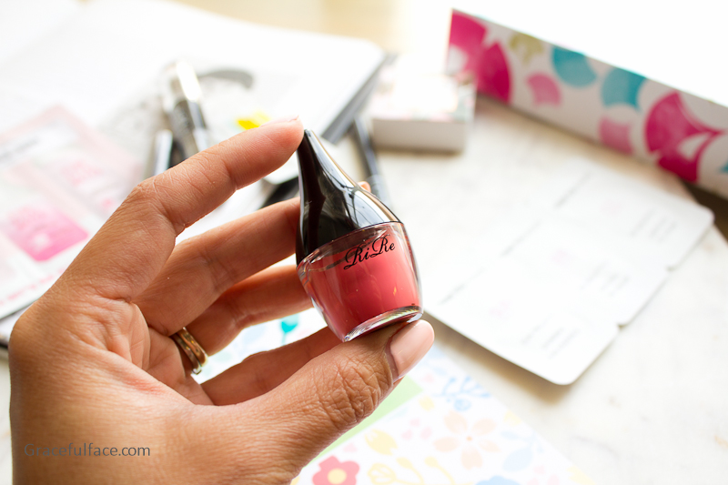 RiRe Lip Manicure Highfix