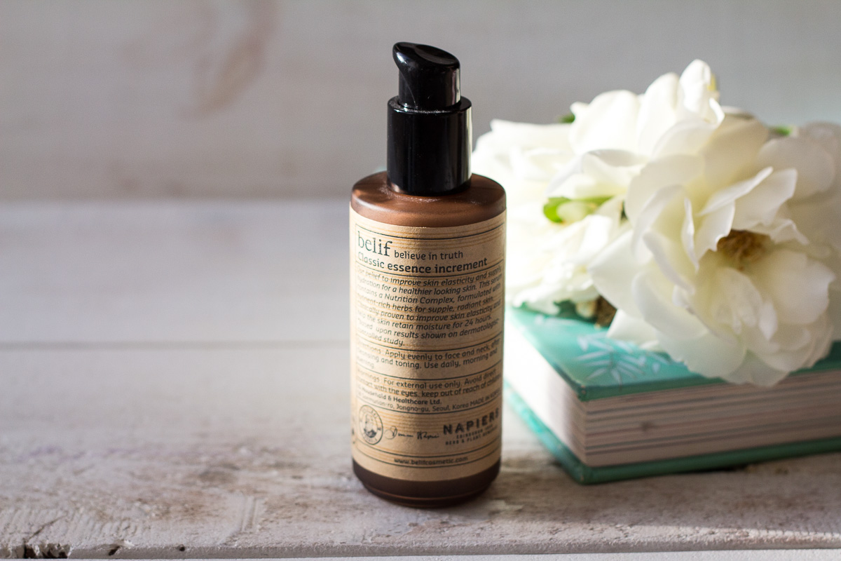 Witch Hazel Herbal Extract Toner by belif #4